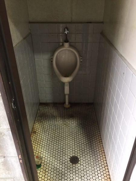 枚方市 男子用トイレ リフォーム工事