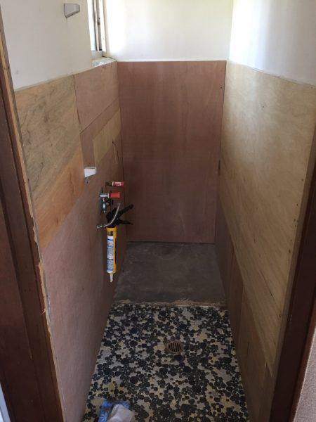 鶴見区 浴室防水工事