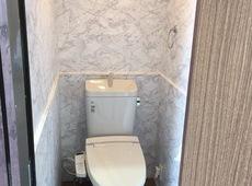 東大阪市でトイレ工事