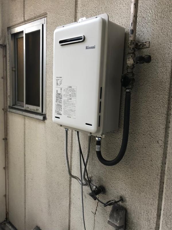 東大阪で給水管の交換