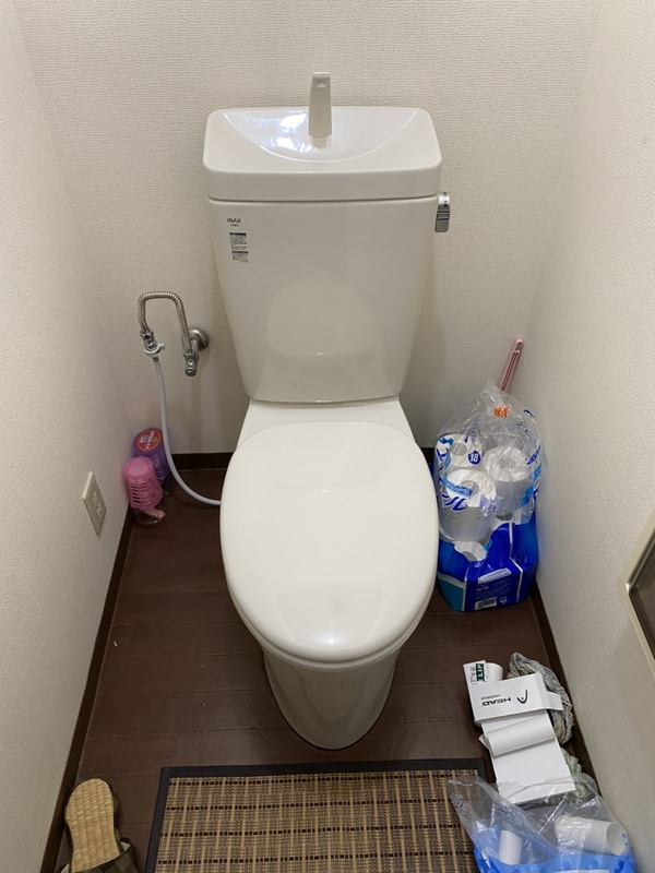 東淀川区でリトイレ便器に交換