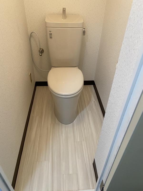 東住吉区でリトイレ便器に交換