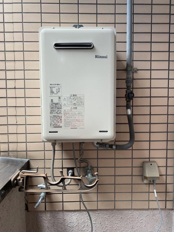 松原市で水道メーターの交換